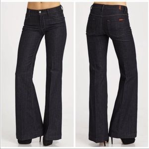 7 For All Mankind | Ginger Flare Jean Size 31 (10)